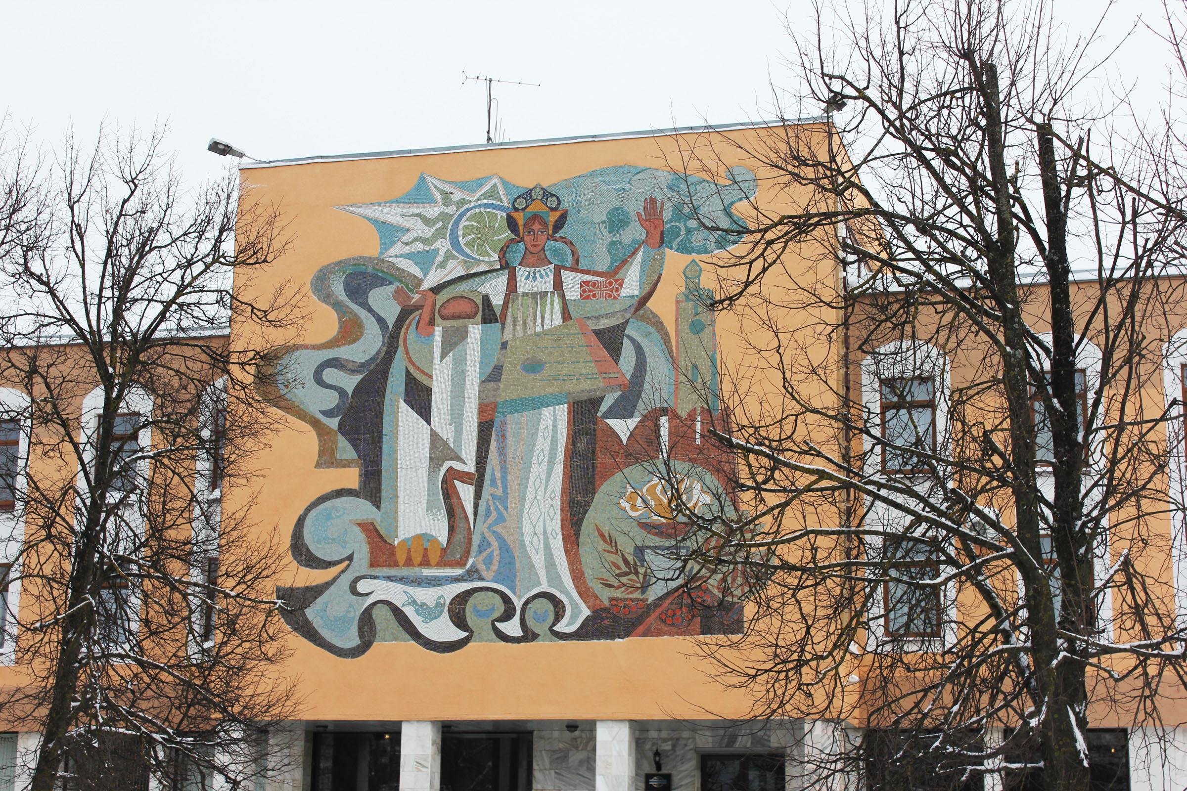 Советская мозаика — быть или не быть