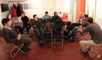 Состоялась встреча с волонтёрами