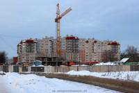 Прогулка по городу: строительство в Псковском районе Великого Новгорода