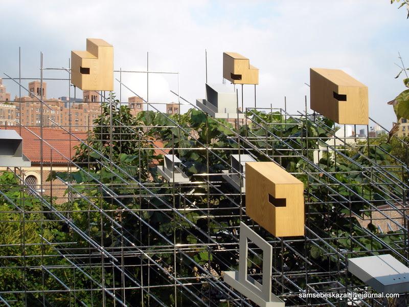 Опыт других городов: удивительный Хай-Лайн парк