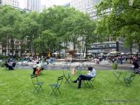 Опыт других городов: Брайант-парк в Нью-Йорке