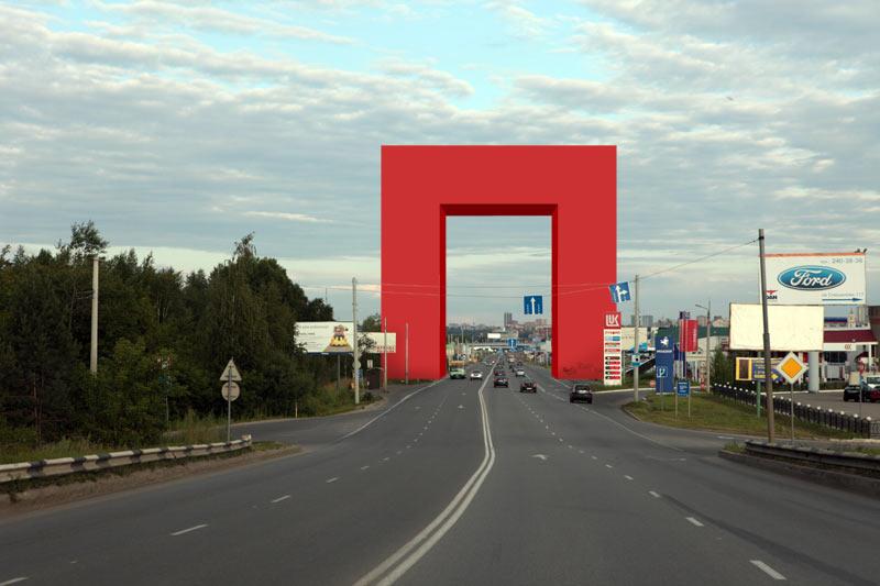 Пермь: велодорожки, остановочные комплексы и трамваи