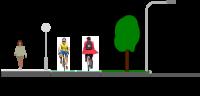 Улучшаем проект велодорожки на строящейся улице от пр. Мира до ул. 8 Марта