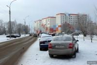 Прогулка по городу: улица Коровникова и её автомобили