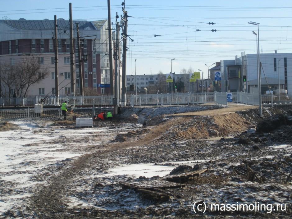 Путь через грязь: Ледовый-Боткина-Германа