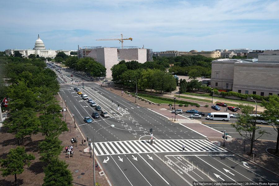 Подземные и надземные пешеходные переходы в остальном мире