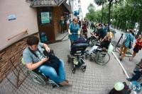 Жители Великого Новгорода проверили свой город на доступность