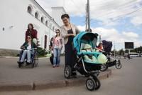 """Новости проекта """"Бордюр в ноль"""": на 14 пешеходных переходах понизят бордюры"""