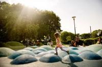 Ребенок играющий: как выглядит детский рай на юге Швеции