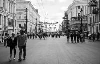 Невский проспект может стать частично пешеходным