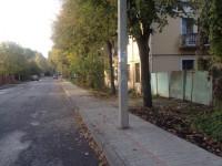 Тротуары на ул. Славной: работа над ошибками