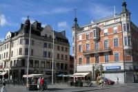 О новых жилых районах и велосипедной инфраструктуре Линчёпинга (Швеция)