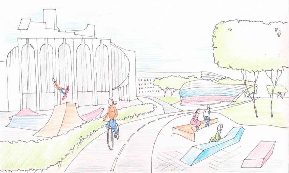 Как велосипед поможет Великому Новгороду стать европейским городом?
