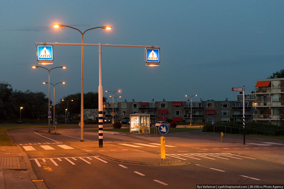 Какими должны быть пешеходные переходы
