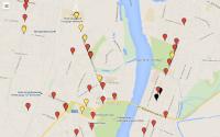 Представляем электронную карту опасных пешеходных переходов