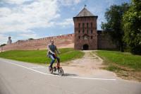 Пара слов о безопасности движения на велосипеде в Великом Новгороде