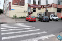 Из двух зол: какая схема движения у Гагаринского рынка устроит всех новгородцев