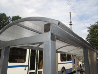 """""""Новый город"""" предлагает ограничить использование сотового поликарбоната в городской среде"""