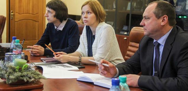"""Прошло совещание по обращению """"Нового города"""" к мэру Великого Новгорода"""