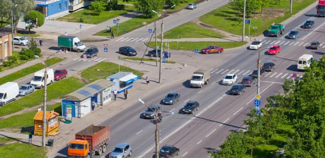 Комиссия по БДД: рядом с «круглым гаражом» появится светофор и другие новости