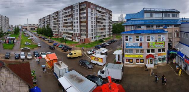 Назад в 90-е: о ситуации с ларьками-павильонами в Великом Новгороде