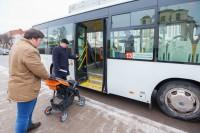 Прокуратура: в Yutong не обеспечена возможность самостоятельной посадки инвалидов