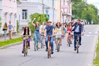 Новгородцы присоединятся к всероссийской акции «На работу на велосипеде»