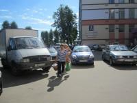 «Новый город» продолжает добиваться устранения нарушений ГОСТов на переходе у Гагаринского рынка