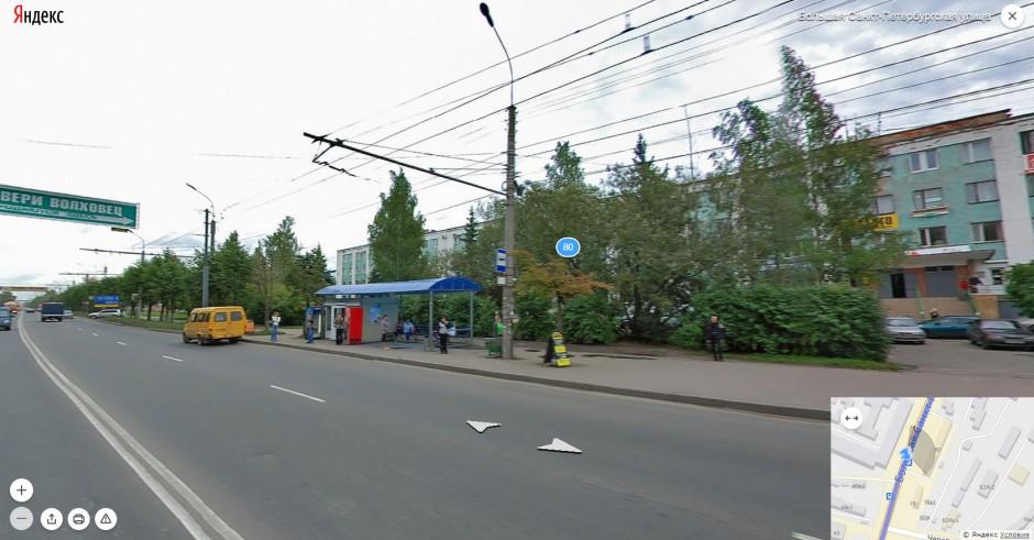 Большая Санкт-Петербургская, 80