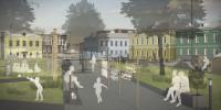 Какой могла бы стать Дворцовая улица в Великом Новгороде