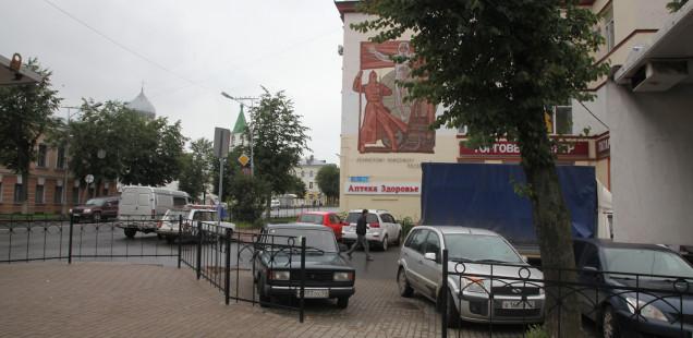 Комиссия по БДД вернулась к обсуждению ситуации у Гагаринского рынка