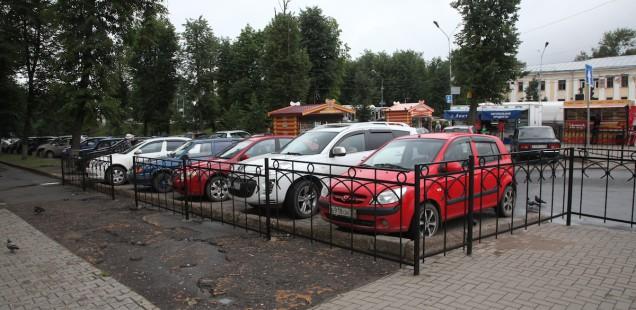 Забор вместо перехода. О ситуации у Гагаринского рынка