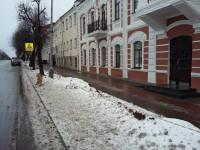 На ликвидацию незаконной парковки на Большой Московской потребовалось больше года