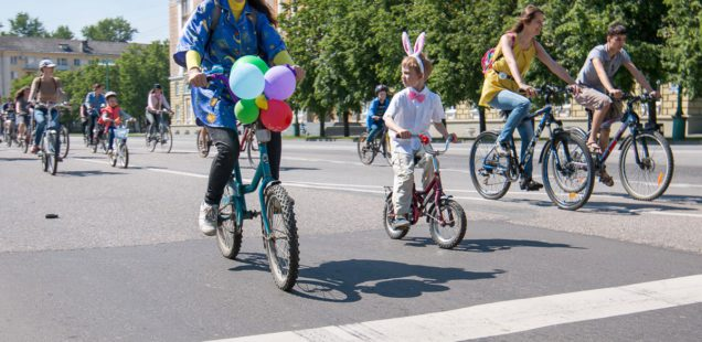 Новгородский велопарад состоится 8 июня в День города
