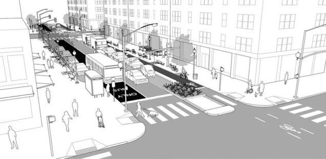 Как «читать» улицу, делать её безопаснее и где находить места для велодорожек?