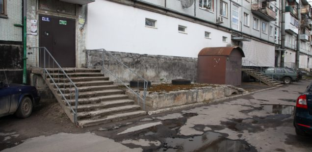 О ремонте дворовых территорий в 2018-2022 годах