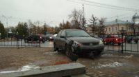 Направлен запрос о необходимости реконструкции перекрёстка улиц Большая Московская и Фёдоровский Ручей