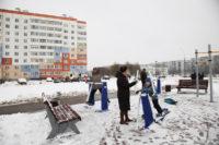 О финансировании работ по благоустройству Веряжского сквера в 2018 году