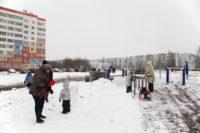 В Великом Новгороде официально открыт сквер у реки Веряжа
