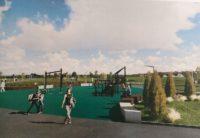 «Новый город» подготовил предложения по дизайн-проекту Веряжского сквера