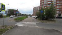 Велодорожка на Нехинской улице — худшая в городе?