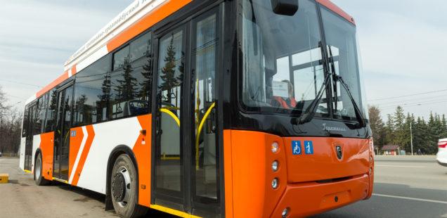 В 2019 году в Великом Новгороде протестируют электробус с динамической подзарядкой
