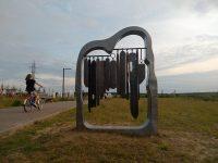 Музыкальная «Звонница» украсила Веряжский парк